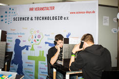 Science Days Kommunikation