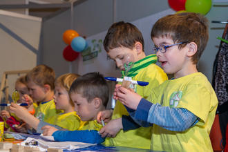 Science Days für Kinder