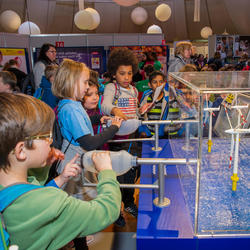Science Days für Kinder - Staffeln